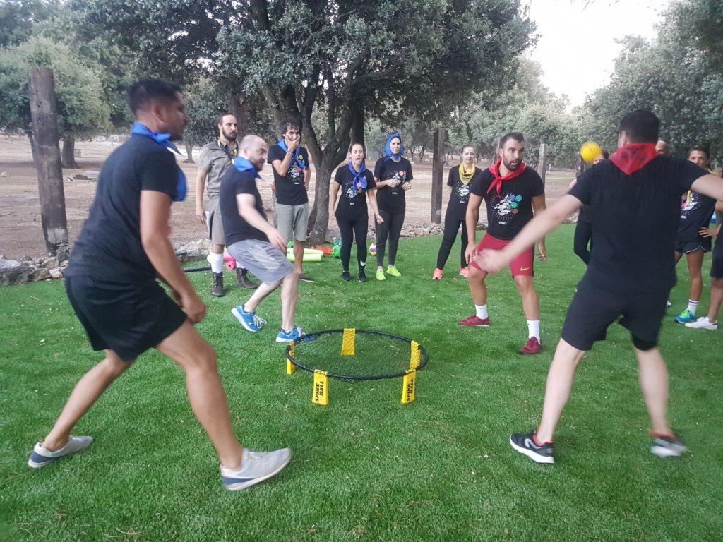 actividades empresa deportes de empresa
