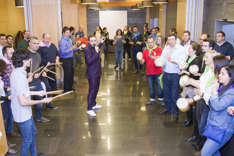 Taller de percusión actividades empresa taller de percusión